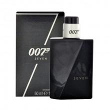 James Bond 007 Seven Eau de Toilette 50ml miehille 93621