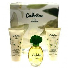 Gres Cabotine Edt 100ml + 200ml Body lotion + 200ml Shower gel naisille 05808