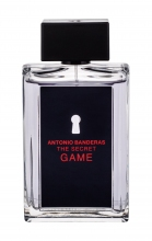 Antonio Banderas The Secret Game Eau de Toilette 100ml miehille 93565