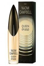 Naomi Campbell Queen of Gold EDP 30ml naisille 97673