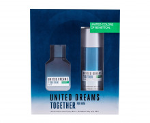 Benetton United Dreams Eau de Toilette 100ml miehille 16806