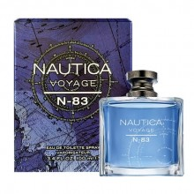 Nautica Voyage N-83 Eau de Toilette 100ml miehille 38230