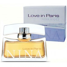 Nina Ricci Love in Paris Eau de Parfum 30ml naisille 83815