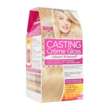 L´Oreal Paris Casting Creme Gloss Glossy Princess Cosmetic 1ks 931 Vanilla Ice Cream naisille 78015