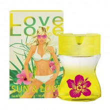 Love Love Sun & Love Eau de Toilette 100ml naisille 00039