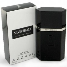 Azzaro Silver Black EDT 100ml miehille 75013