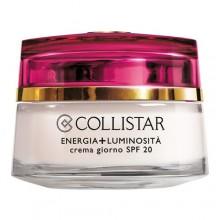 Collistar Energy + Brightness Day Cream SPF20 Cosmetic 50ml naisille 17002