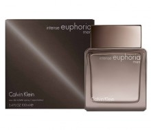 Calvin Klein Euphoria Men Intense Eau de Toilette 50ml miehille 02898