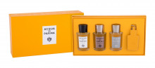 Acqua di Parma Colonia Eau de Cologne 20 ml + Eau de Cologne Colonia Intensa 20 ml + Eau de Cologne Colonia Pura 20 ml + Leather Tag miehille 50316