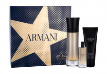 Giorgio Armani Code Edp 110 ml + Edp 15 ml + Shower Gel 75 ml miehille 03886
