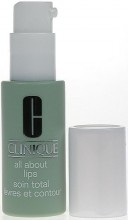 Clinique All About Lips Cosmetic 12ml naisille 60701