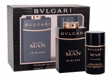 Bvlgari Man In Black Edp 100 ml + Deostick 75 ml miehille 77220