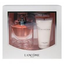 Lancome La Vie Est Belle Edp 30ml + 50ml Body lotion naisille 26465