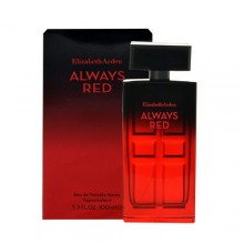 Elizabeth Arden Always Red Eau de Toilette 100ml naisille 42160