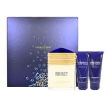 Boucheron Pour Homme Edp 100ml + 100ml After shave balm + 100ml Shower gel miehille 40761