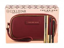 Collistar Infinito Mascara 11 ml + Eye Kajal Pencil 0,8 g Black + Cosmetic Bag The Bridge Extra Black naisille 60933