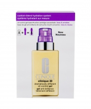 Clinique Clinique ID Dramatically Different Oil-Control Gel 115 ml + Facial Serum Lines & Wrinkles 10 ml naisille 84892