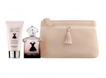 Guerlain La Petite Robe Noire Edp 50ml + 75ml Body lotion + Cosmetic bag naisille 15316
