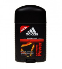 Adidas Extreme Power Deostick 53ml miehille 52287