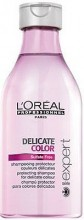 L´Oreal Paris Expert Delicate Color Shampoo Cosmetic 250ml naisille 01498