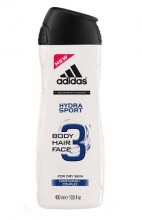 Adidas Hydra Sport Shower Gel 250ml miehille 68081