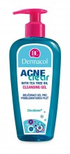 Dermacol AcneClear Cleansing Gel Cosmetic 200ml naisille 02863