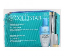 Collistar Art Design 12ml Mascara Art Design + 50ml Gentle Two Phase Make-Up Remover + Bag Extra Black naisille 58541