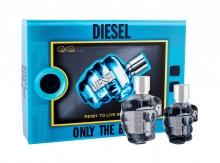 Diesel Only The Brave Edt 75 ml + Edt 35 ml miehille 10224