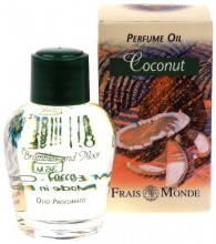 Frais Monde Coconut Perfumed Oil 12ml naisille 01698