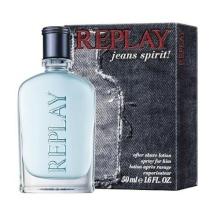 Replay Jeans Spirit! For Him Eau de Toilette 50ml miehille 48636