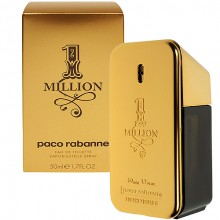 Paco Rabanne 1 Million Eau de Toilette 50ml miehille 07891