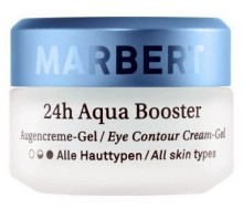 Marbert 24h Aqua Booster Eye Cream Cosmetic 15ml naisille 10290