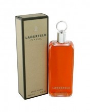 Lagerfeld Classic EDT 125ml miehille 03260