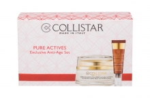 Collistar Pure Actives Day Care 50 ml + Eye Contour Hyaluronic Acid 15 ml naisille 19082