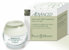 Frais Monde Advanced Anti-Age Deep Wrinkle Cream Cosmetic 50ml naisille 24185