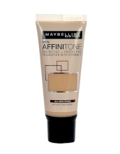 Maybelline Affinitone Makeup 30ml 03 Light Sand Beige naisille 27451
