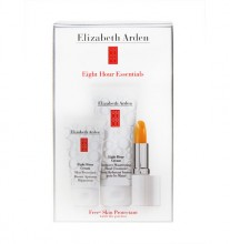 Elizabeth Arden Eight Hour Essentials 75ml Eight Hour Hand Cream + 30ml Eight Hour Skin Protectant + 3,7g Eight Hour Lip Stick naisille 54618
