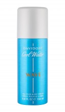 Davidoff Cool Water Deodorant 150ml miehille 07409