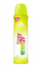 Adidas Fizzy Energy For Women Deodorant 150ml naisille 19980