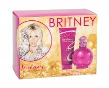 Britney Spears Fantasy Edp 50 ml + Body Cream 100 ml naisille 22929