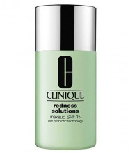 Clinique Redness Solutions Makeup SPF15 Cosmetic 30ml 04 Calming Neutral naisille 19141