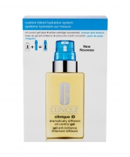 Clinique Clinique ID Dramatically Different Oil-Control Gel 115 ml + Facial Serum Uneven Skin Texture 10 ml naisille 84861