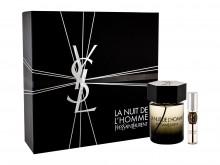 Yves Saint Laurent La Nuit De L´Homme Edt 100 ml + Edt 10 ml miehille 24284
