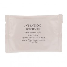 Shiseido Benefiance Wrinkle Resist 24 Face Mask 12pc naisille 10366