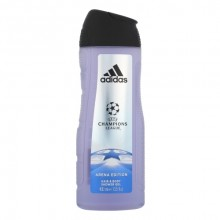 Adidas UEFA Champions League Arena Edition Shower gel 400ml miehille 12937