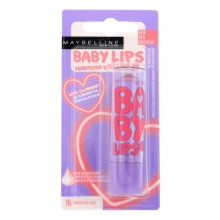 Maybelline Baby Lips Valentine Kiss Balm Cosmetic 4,4g 16 Chocolate Kiss naisille 20587