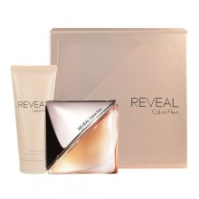 Calvin Klein Reveal Edp 50ml + 100ml body milk naisille 26793