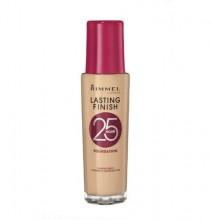 Rimmel London Lasting Finish Makeup 30ml 100 Ivory naisille 79036