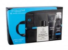 Collistar Linea Uomo Shower Gel 100 ml + After Shave Emulsion 100 ml + Shaving Cream 75 ml + Cosmetic Bag miehille 84738