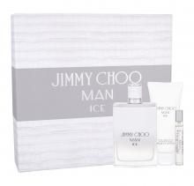 Jimmy Choo Jimmy Choo Man Ice Edt 100 ml + Aftershave Balm 100 ml + Edt 7,5 ml miehille 96270